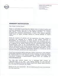 nissan canada manufacturer warranty radiator transmission cross contamination extended warranty
