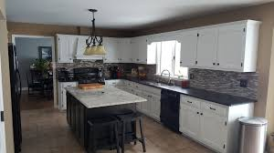Kitchen Cabinet Painting Kammes Colorworks Inc Home Page Kitchen Cabinet Refinishing