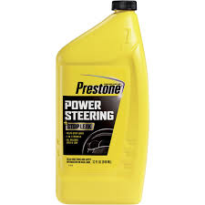 prestone power steering fluid u0026 stop leak 946ml supercheap auto