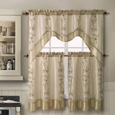Curtains Kitchen Window by 52 Best Kitchen Curtains Images On Pinterest Kitchen Curtains