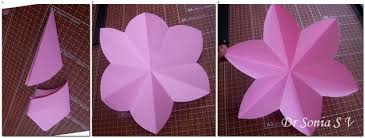 cards crafts projects paper flowers decorations tutorial