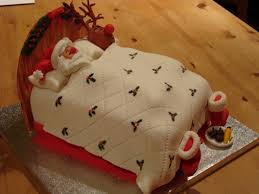 Christmas Cake Decorations Jane Asher by Christmas Cake Very Funny 2013 Youtube