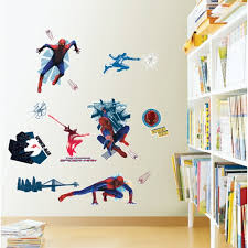sticker chambre bébé garçon decoration stickers chambre garçon bande dessinée