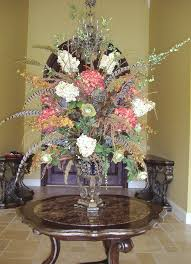 artificial floral arrangements silk floral arrangements method other metro traditional entry