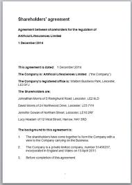 where to find the best start up shareholders agreement