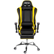 Recliner Office Chair Merax High Back Erogonomic Racing Style Computer Gaming Office
