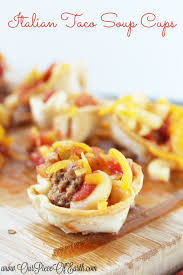 Italian Soup by Italian Taco Soup Cups Recipe Our Piece Of Earthour Piece Of Earth
