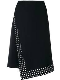 Draped Skirts Designer Asymmetrical Skirts U0026 Draped Skirts Farfetch
