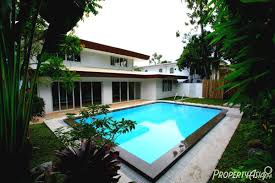 rent this 4 bedroom house and lot in makati city philippines http