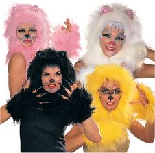 Halloween Costumes Wigs Cats Musical Wigs Cat Costume Accessories Brandsonsale