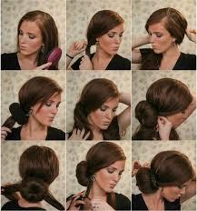 Hochsteckfrisurenen Lange Haare Dutt by Silvester Frisuren Selber Machen 7 Einfache Anleitungen