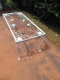 Vintage Woodard Patio Furniture Patterns - rod iron patio furniture vintage patio decoration