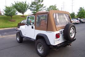 jeep wrangler prices by year auction results and data for 1992 jeep wrangler mccormicks palm