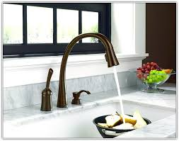 touch faucets for kitchen delta cassidy kitchen faucet touch home design ideas