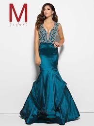 peacock prom dress mac duggal