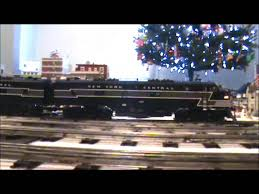 electric trains the tree 2012