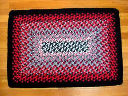 How To Make Braided Rug Custom Braided Rugs Country Braid House