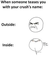 Crush Memes - image result for crush memes self deprecating dank memes