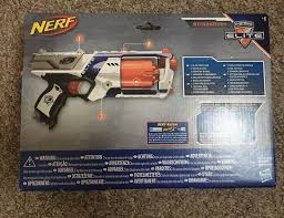 brand new boxed strongarm elite nerf gun in loughborough