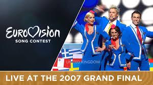 scooch flying the flag united kingdom live 2007 eurovision