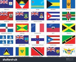Flag Of Antigua Caribbean Countries Flags International Flags Pinterest