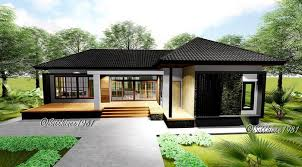 stylish house stylish house design and plan with three bedrooms and space