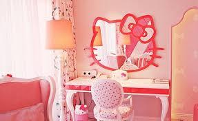 miroir chambre fille design interieur motif hello miroir chambre fille ado