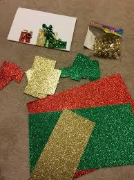 handmade cards made from glitter scrapbook paper