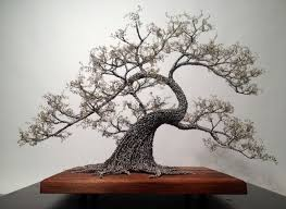 metal wire tree sculpture gunsontheroof sculpture the amazing
