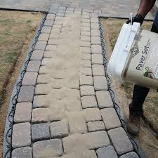 How To Install A Concrete Patio How To Design And Build A Paver Walkway