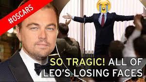 Leonardo Dicaprio No Oscar Meme - check out leonardo dicaprio s epic oscar losing faces as star is
