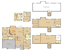 shasta daylight basement plan covington wa 98042 estimate and