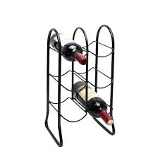 black metal wine rack u2013 abce us