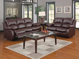 Living Room Recliners Living Room Vintage Bone Chaparral Leather Recliner With Leather