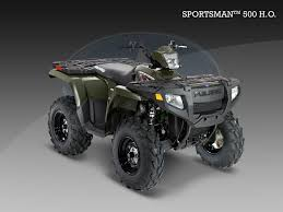 2009 polaris sportsman 500 h o i have this one love it so