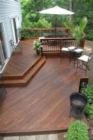 ground level deck google search decks and patios pinterest