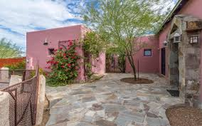 adobe style house historic tucson homes