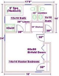 Bathroom Floor Plans  Bathroom Design X SizeFree X - Master bathroom design plans
