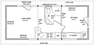 1 bedroom cottage floor plans small homes small home oregon