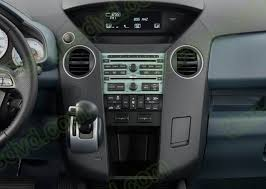 honda pilot audio system 7 inch dvd gps navi radio system for honda pilot 09 12 bt honda