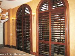 Interior Doors With Built In Blinds Plantation Shutters Motorized Hurricane Security Shutters Screen