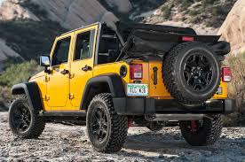jeep rubicon colors 2014 2014 jeep wrangler unlimited willys wheeler test