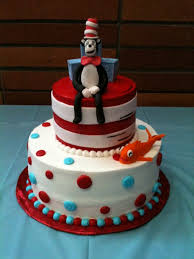 cat in the hat cakes cat in the hat baby shower cake cakes dr