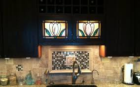 stained glass windows for kitchen cabinets houston kitchens scottish stained glass custom studio