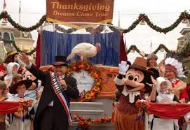 celebrate thanksgiving at disney entertainment designer