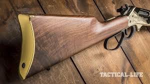 Barnes Buster 45 70 Gun Review Brass Framed Octagon Barreled Henry 45 70 Lever