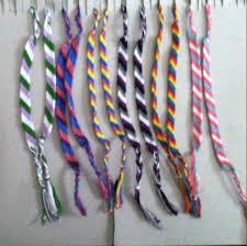 Pride Flag Colors Pride Trans Pride String Friendship Bracelets Lgbtqa