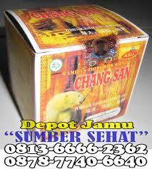 jamu kuat serbuk super ramuan tiongkok kuno chang san