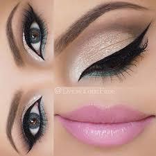 makeup for pink dress blue eyes makeup for brown