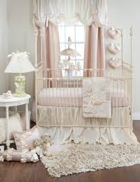 adorable vintage nursery curtain ideas white color polyester
